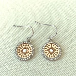 Lacy earrings